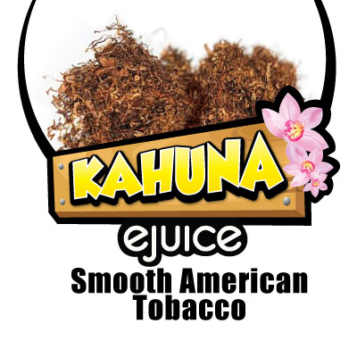Smooth American Tobacco eJuice