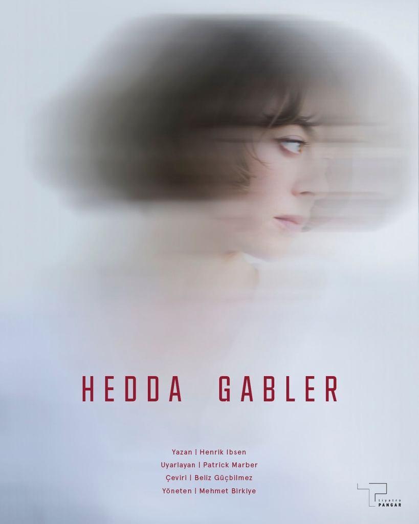 Hedda Gabler afiş
