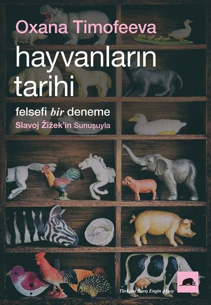 Hayvanların Tarihi, Kitap Kapağı