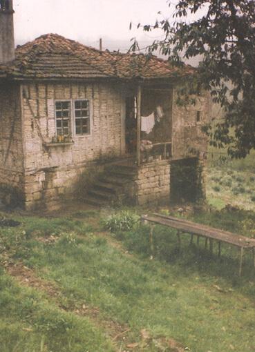 Onay Akbaş, Doğduğu Ev