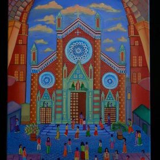 San Antuan Kilisesi - Kübra Enise Uçkan
