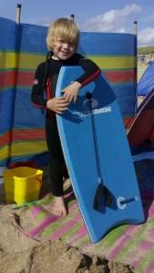 Body boarder