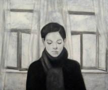 2011-Unterwegs-110-x-130-cm-Öl,-Acryl,-Nessel