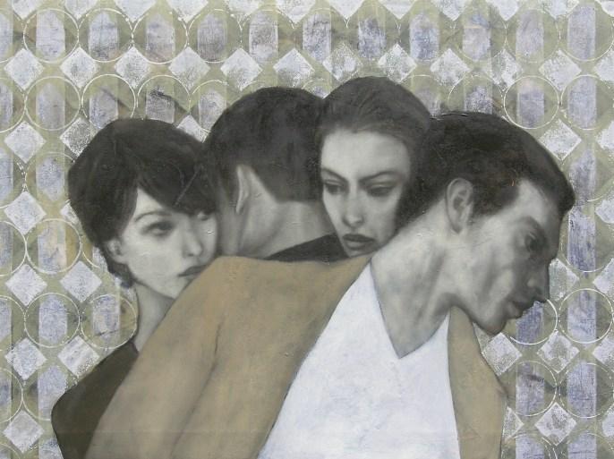 2009-Vogelfrei-90-x-120-cm-Öl,-Acryl,-Tusche,-Nessel