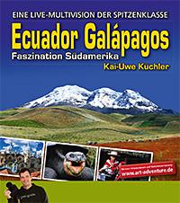 Live-Vortrag Ecuador