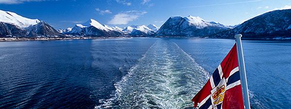 Live Vortrag Hurtigruten