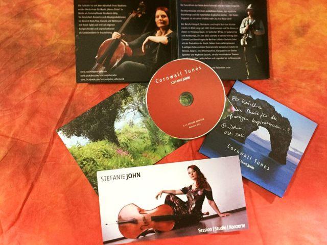 CD Cornwall-Vortrag