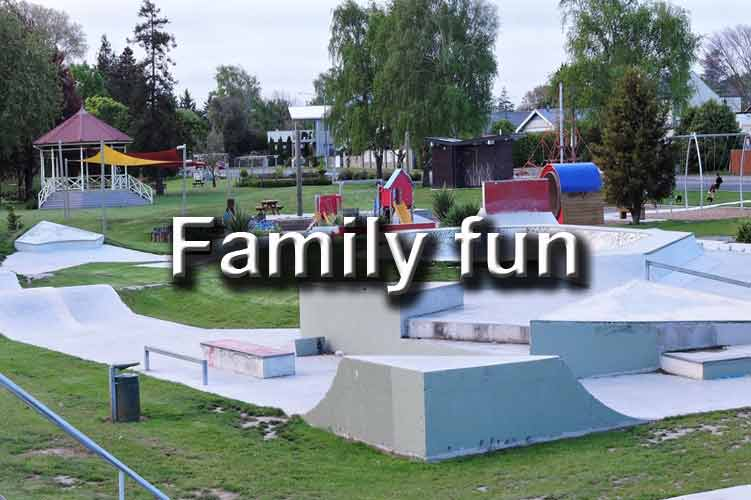 Family Fun – family friendly things to do in and around Kaiapoi