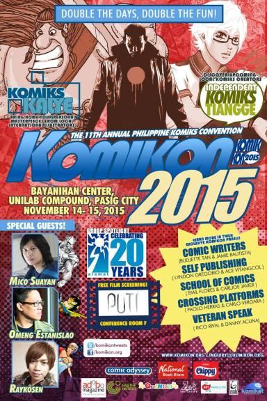 eventposter-kaicastle-komikon2015