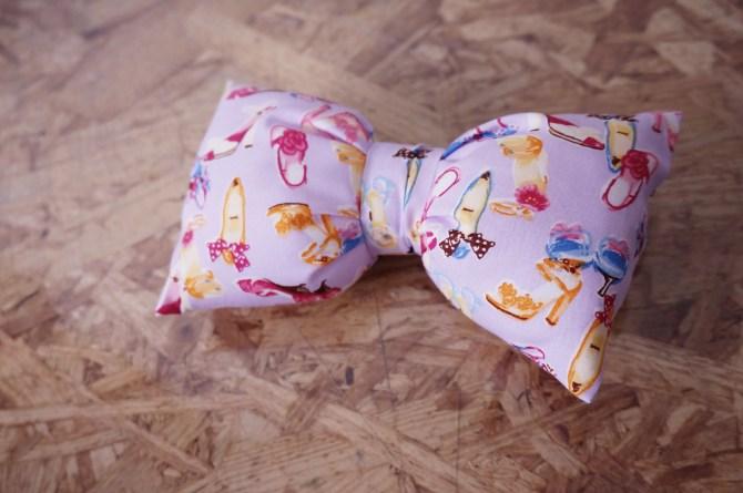 裁縫上手で作った縫わずに作れるリボン