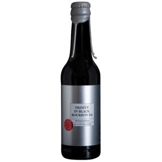 Trinity In Black Bourbon BA (Silver Series) (2021) - Pühaste