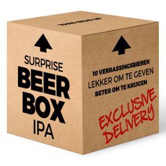 Surprise Beer Box IPA