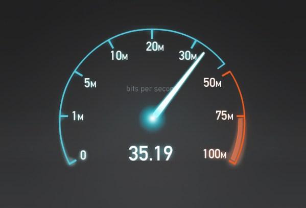 كيفية إختبار إتصال الإنترنت ومدى قوة سرعة التحميل و الرفع