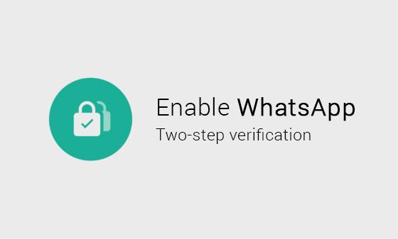 كيفية حماية حساب الواتساب بتفعيل التحقق بخطوتين Two-Factor Authentication
