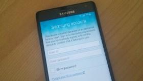 كيفية إنشاء حساب سامسونج جلاكسي لتحميل وتحديث تطبيقات من جلاكسي ستور Galaxy Store