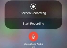 كيفية تسجيل شاشة الايفون فيديو اكس او اي اصدار ايفون ايبود او ايباد دون الحاجة لتحميل تطبيقات