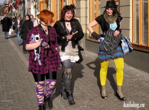 Девушки на kaifolog.ru. Фото приколы про девушек