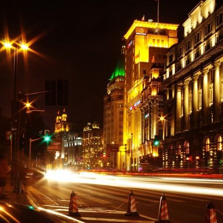 中国で単身赴任,上海タクシーは手ごわい