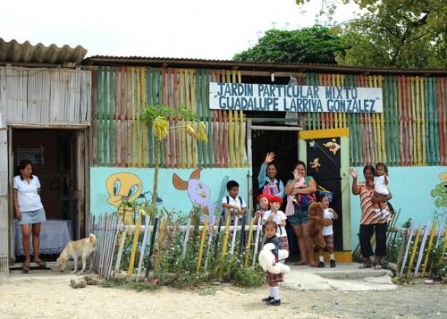 エクアドルへ語学留学
