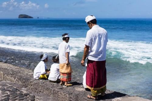 バリ島の人々と宗教