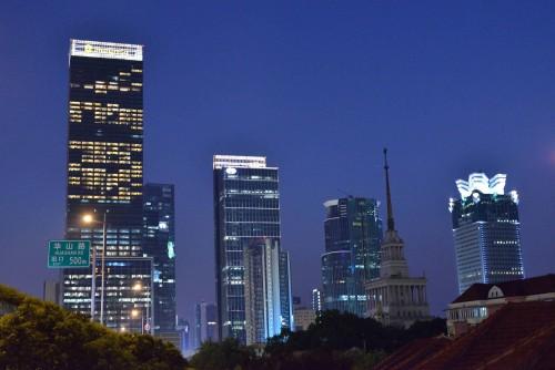 上海で高熱
