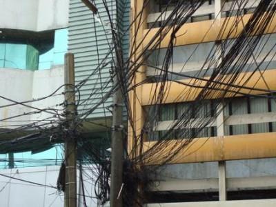 フィリピンの電気事情