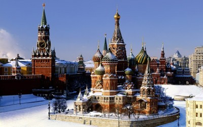 ロシア語との出会い