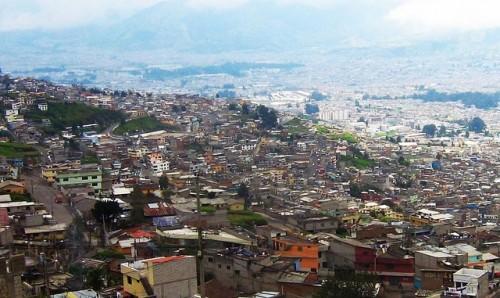 エクアドルに治安と犯罪