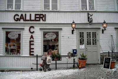 ギャラリー、北欧