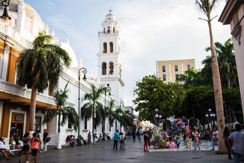 メキシコ、街並み