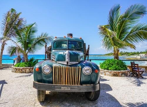 メキシコ、車、トラック