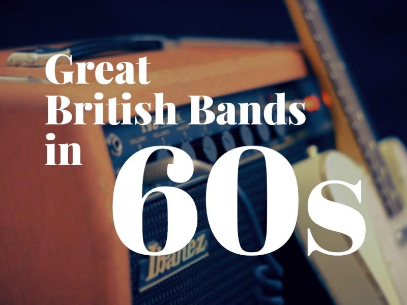 【UKロック史①】<br>現代、そして世界のロックバンドに大きな影響を与えた60年代のイギリス音楽。