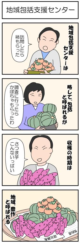 介護支援の漫画