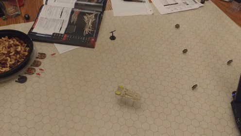 Starfinder Starship Combat Has a Steep Learning Curve