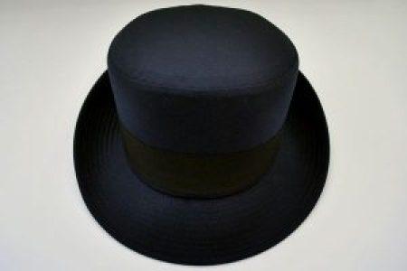 女性制帽・紺