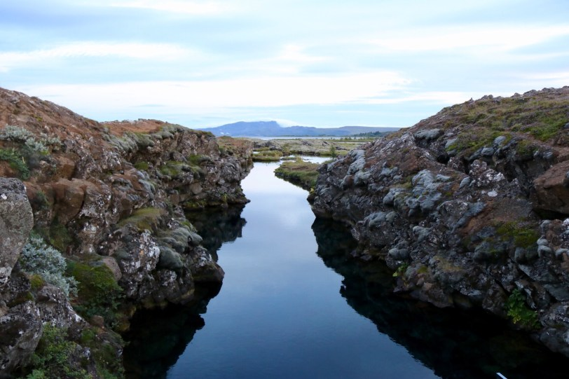 Silfra at Thingvellir National Park Iceland UNESCO