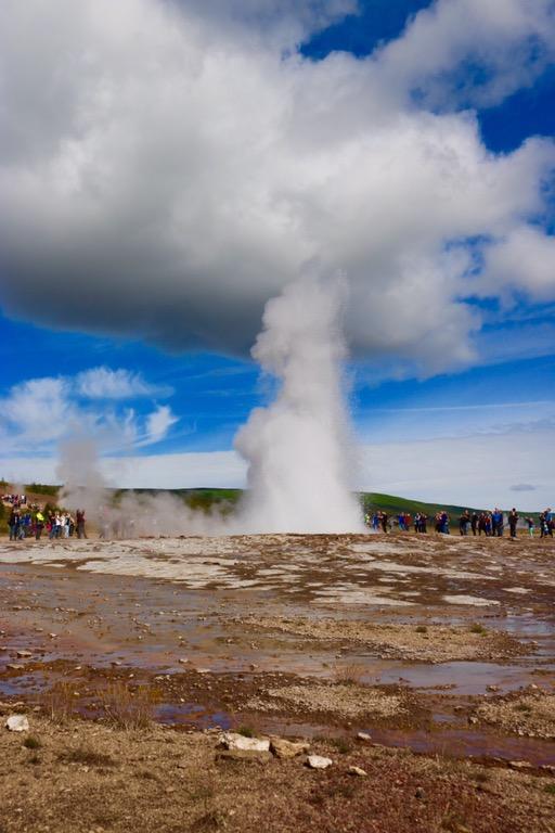 Geysir of Iceland