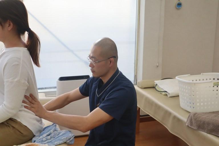 交通事故治療の整体【当院での施術方法について】