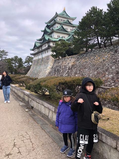 年始は愛知、三重県へ旅行に行きました!