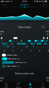 OURA Ring Application