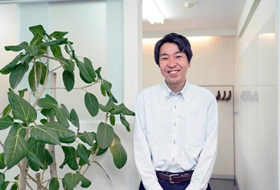 角陸会計事務所 畠山健二さん