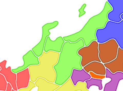 衆議院選挙北陸信越ブロック