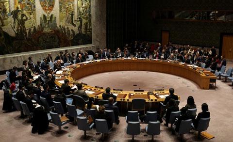 国連安全保障会議