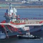 中国海軍空母2番艦(国産空母1隻目:001A型)の最新情報分析