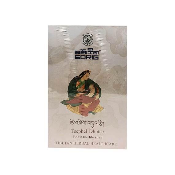 Тибетский Чай от Неблагоприятных Условий. Tsephel Dhutse