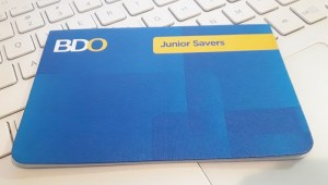 BDO Junior Savers