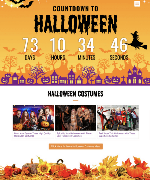 countdowntohalloween.com
