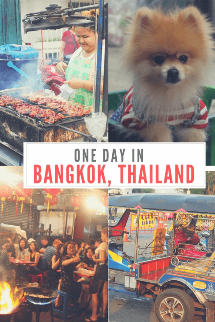 If you only have one day in Bangkok, there are certain highlights of the city that you should try to fit in.