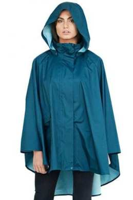 Best Rain Poncho for Travel - November Rain