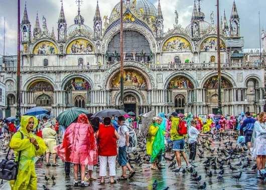 Best Rain Poncho for Travel